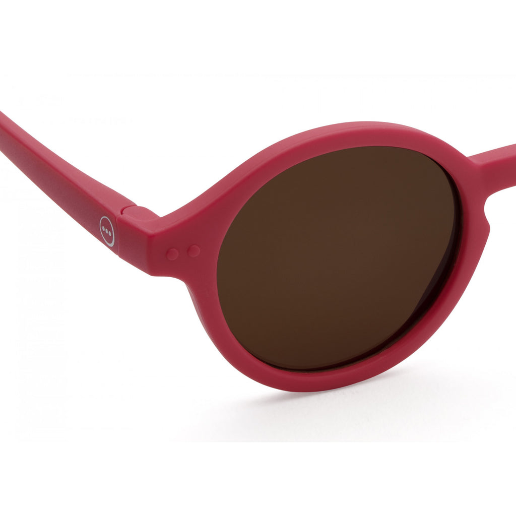 Izipizi #SUN KIDS Candy Pink Children's Sunglasses Gifts at The Baby Service