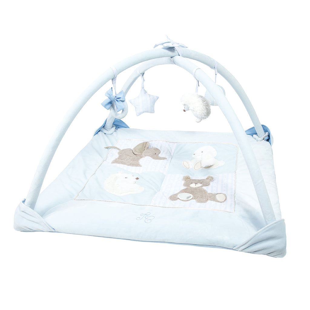 Tartine et Chocolat Blue Baby Playmat