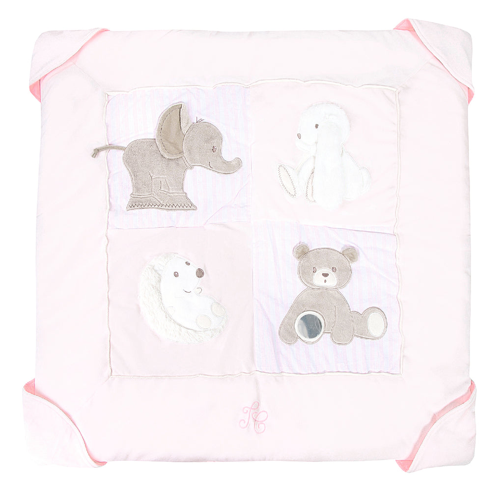 Tartine et Chocolat Pink Baby Luxury Playmat