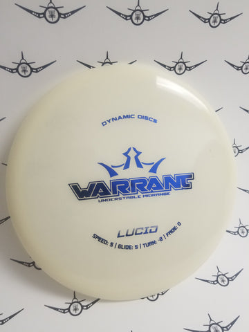 Dynamic Discs Warrant Mid