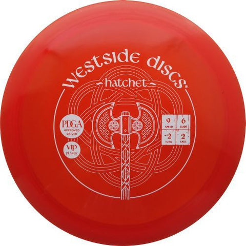 Westside Discs Hatchet Fairway