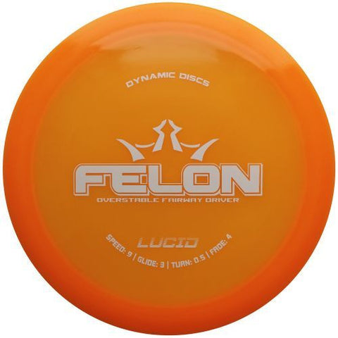Dynamic Discs Felon Fairway
