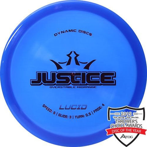 Dynamic Discs Justice Mid