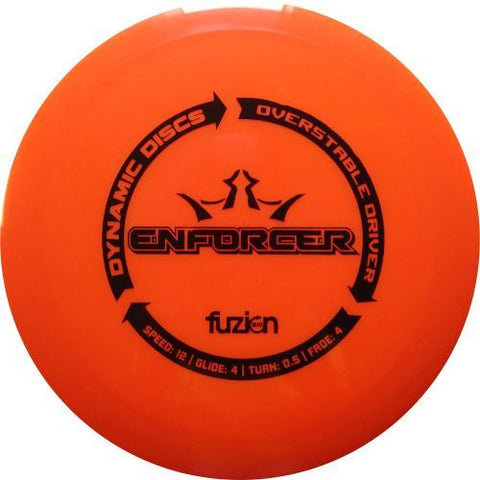 Dynamic Disc Enforcer Driver
