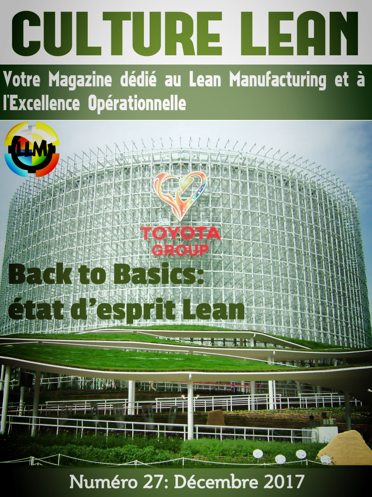 Magazine Culture Lean n°27, Back to basics - état d'esprit Lean