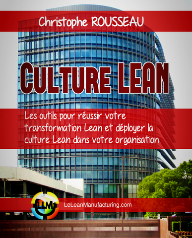 "Livre ""Culture Lean Manufacturing"""