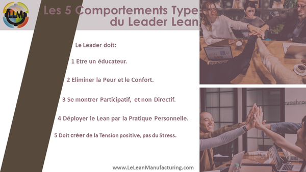 "Présentation Powerpoint ""Leadership Lean"""