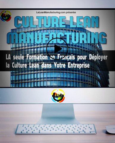 "Formation ""Culture Lean"" (Version Prémium)"