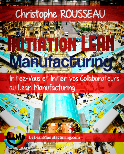 "Livre ""Initiation Lean"""