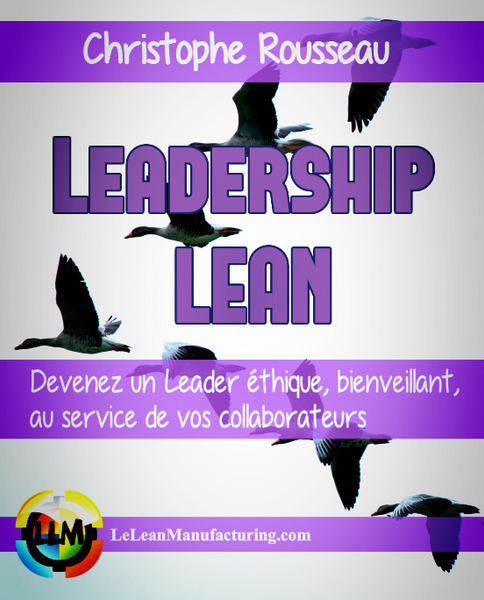 "Livre ""Leadership Lean"""