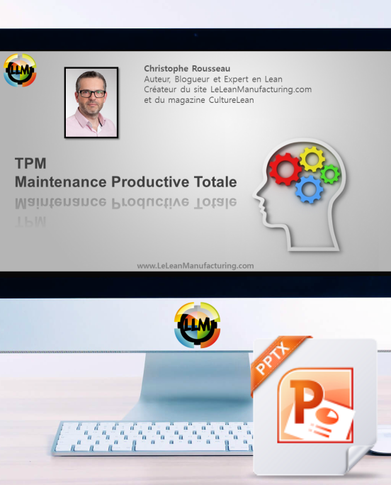 "Présentation Powerpoint ""TPM, Maintenance Productive Totale"""