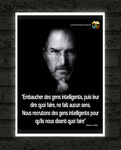 Poster Steeve Jobs