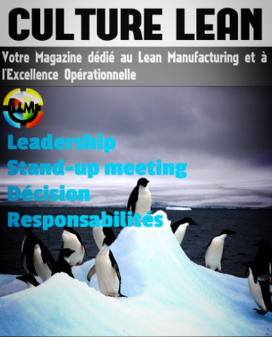 Magazine Culture Lean 26, Leadership Stand-up meeting et Responsabilités