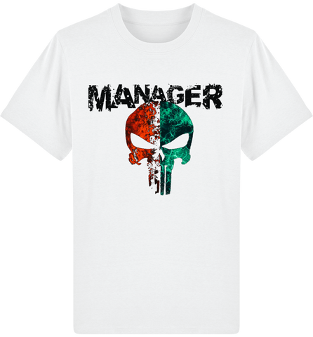 T-shirt Manager Punisher épais 220G/M² Stanley Sparker