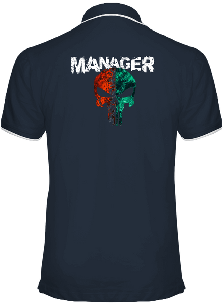 Polo Shirt Men Manager