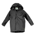 Splashy Nylon Rain Jacket