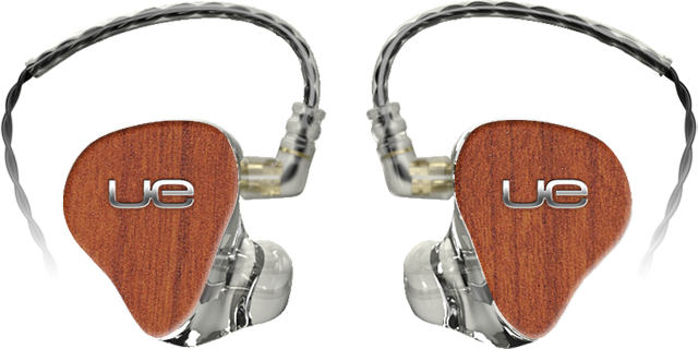 UE 11 PRO Custom-Fit In-Ear Monitors