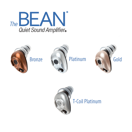 The Bean Quiet Sound Amplifier