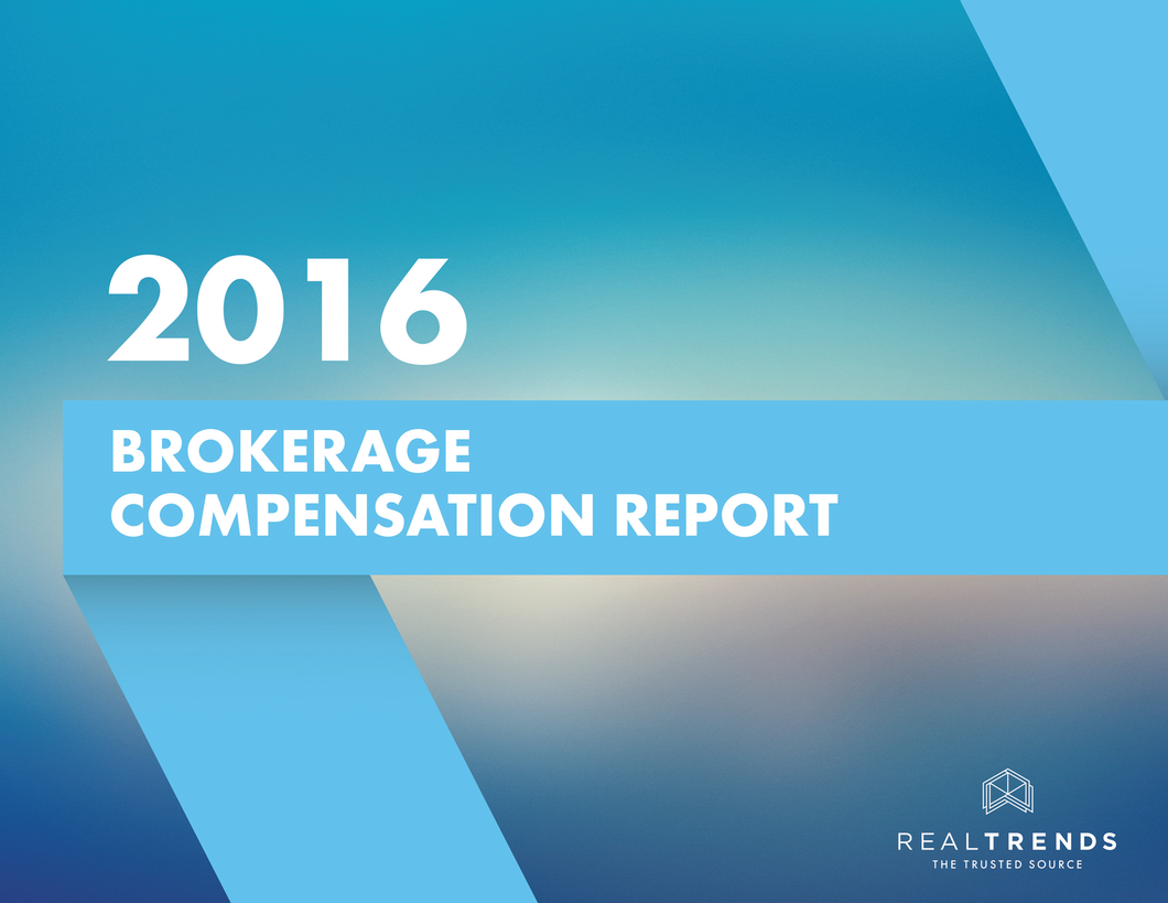 2016 Brokerage Compensation Study