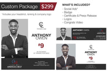 Agent Marketing Package