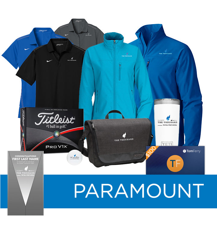The Thousand Paramount Package
