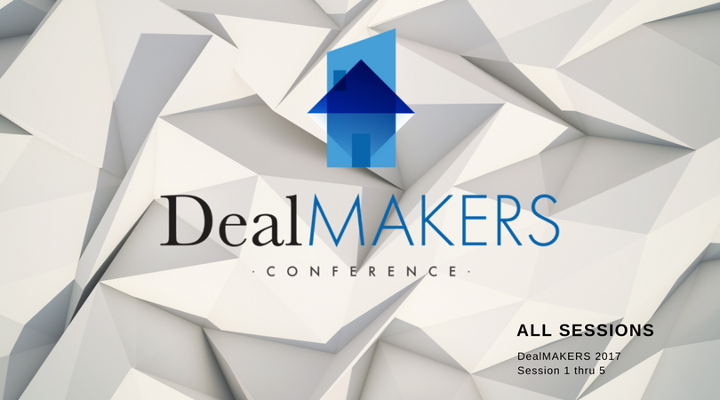 2017 DealMAKERS Podcasts - ALL SESSIONS