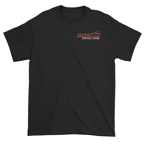 Escape the Kill  Zone Men's T-Shirt