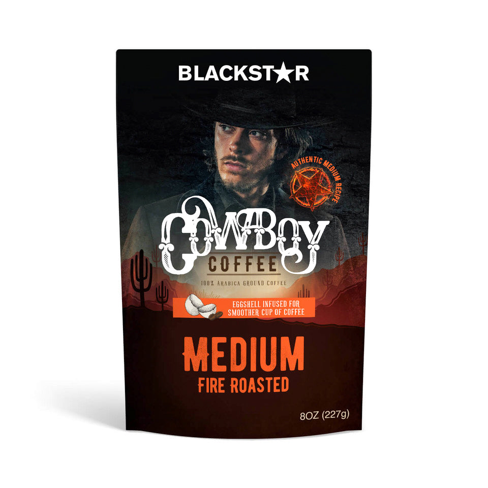 Medium Fire Roasted - available in 4 options!