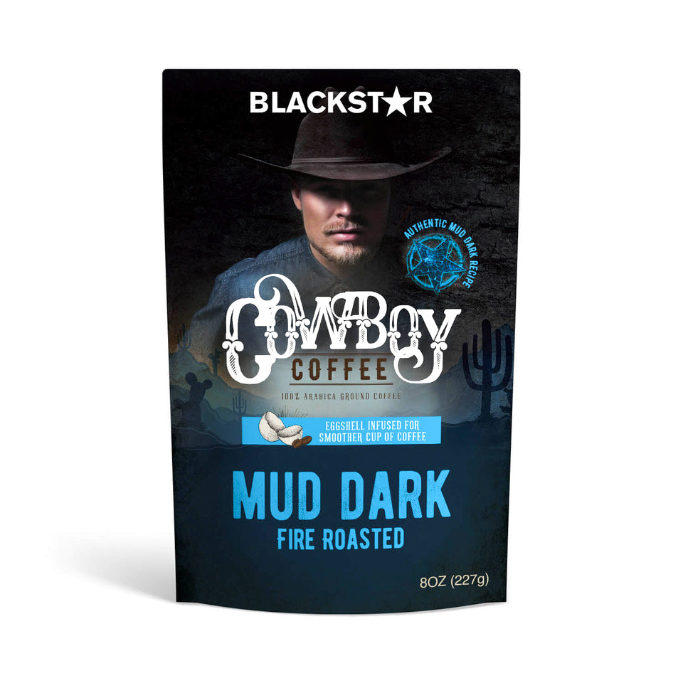 Mud Dark Fire Roasted - available in 4 options!