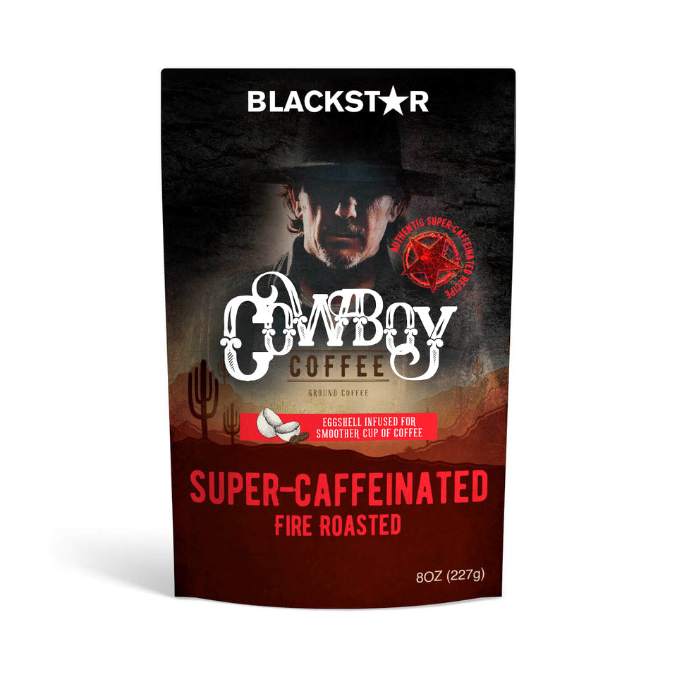Super Caffeinated Fire Roasted - available in 4 options!