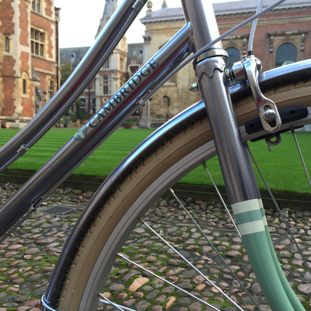 Bobbin  x Cambridge University