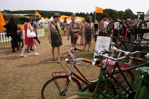 Vintage at Goodwood