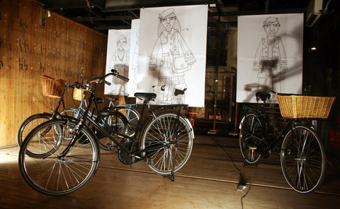 Bobbin Bicycles Company Launch