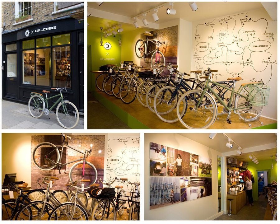 Concept Store for Specialized