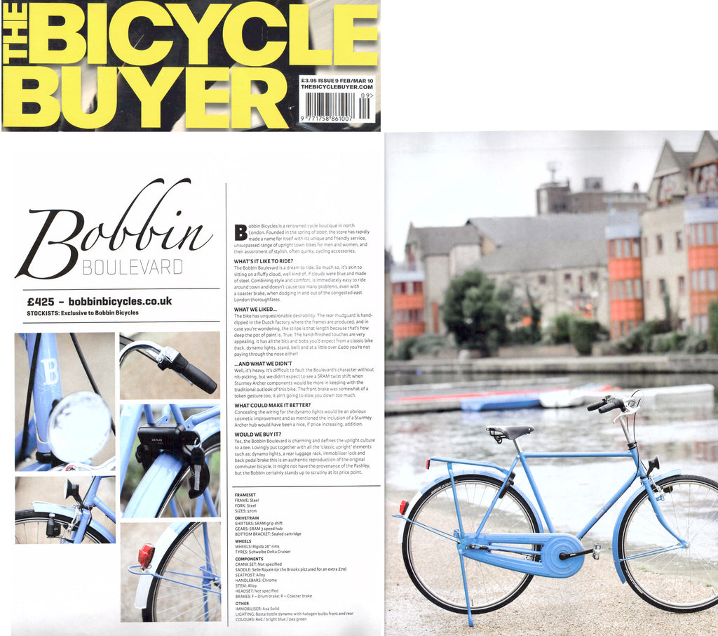 Bicycle Buyer