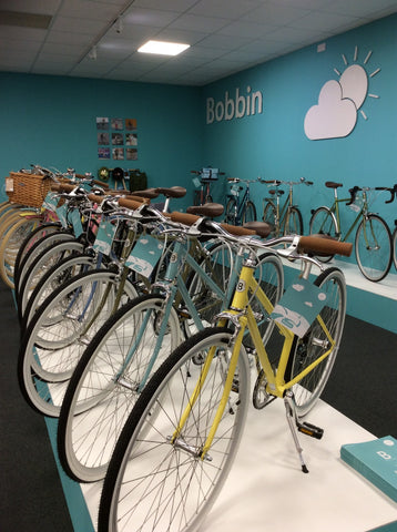 Bobbin Trade Showroom