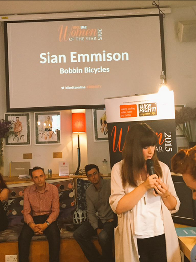 Bike Biz Women in Cycling Event