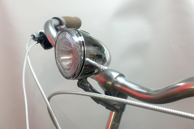 Headlamp and Basket Bracket