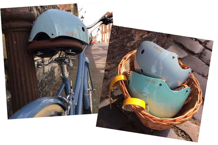 Starling Helmet Duck Egg Blue