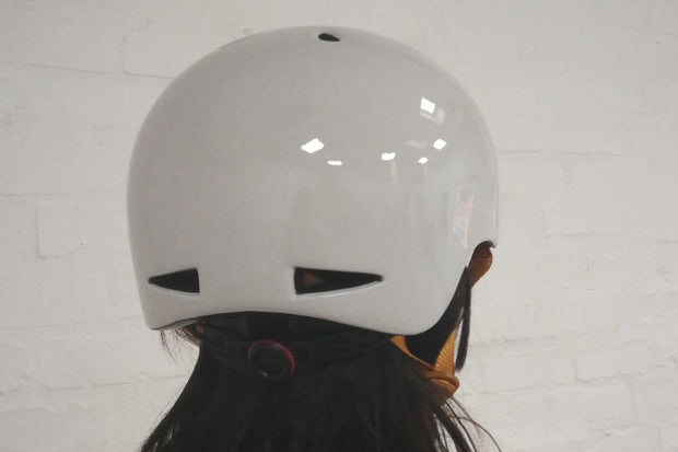 Metric Helmet - Gloss Pebble