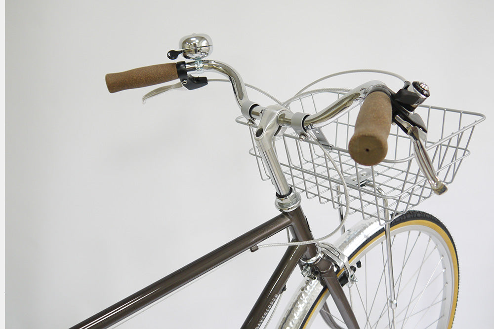 Urban Front Basket