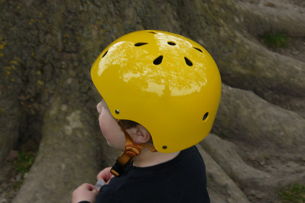 Starling Helmet Yellow