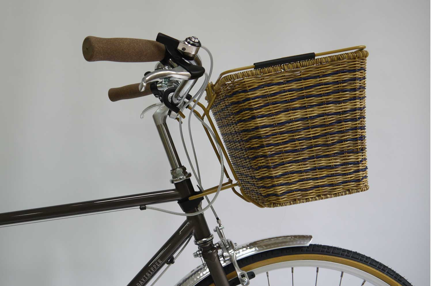 Express Basket - Breton Stripes