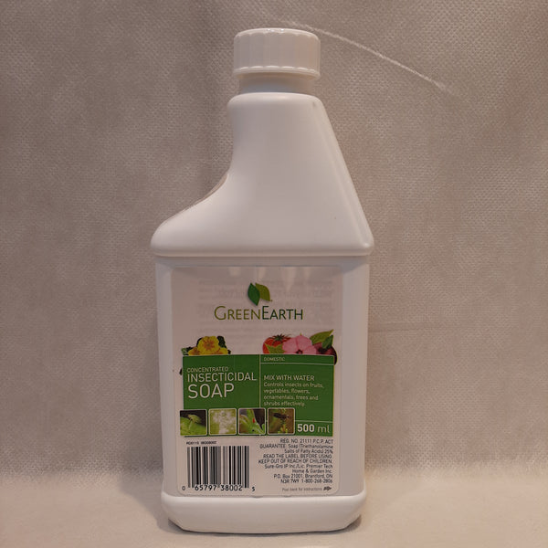 Insecticide Soap Concentrate