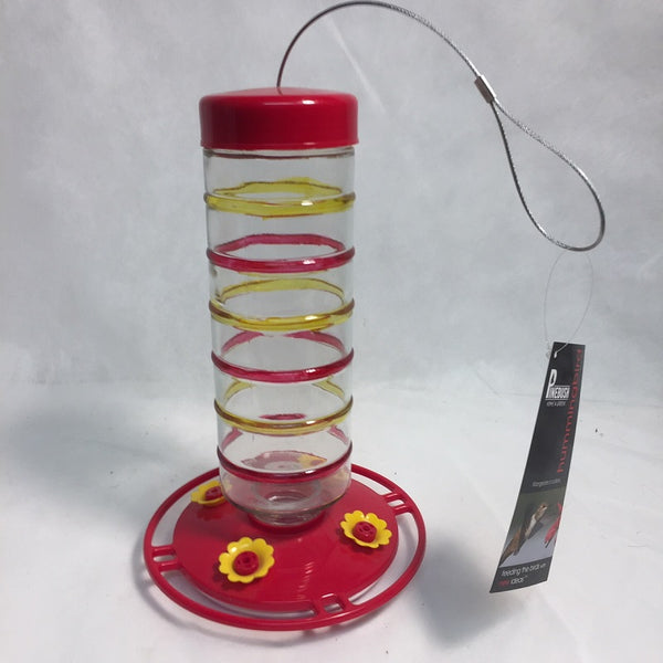 Hummingbird Feeder Glass Rings