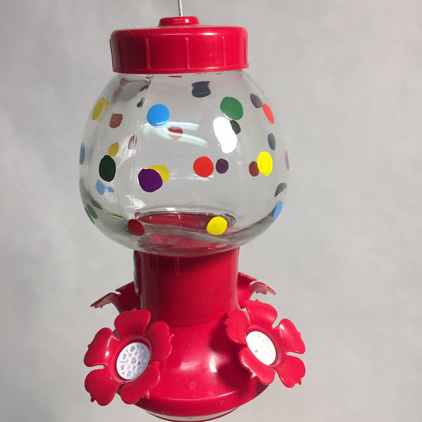 Hummingbird Feeder Bubble Gum