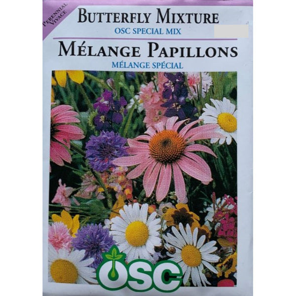 Perennial Seeds- Butterfly Mixture