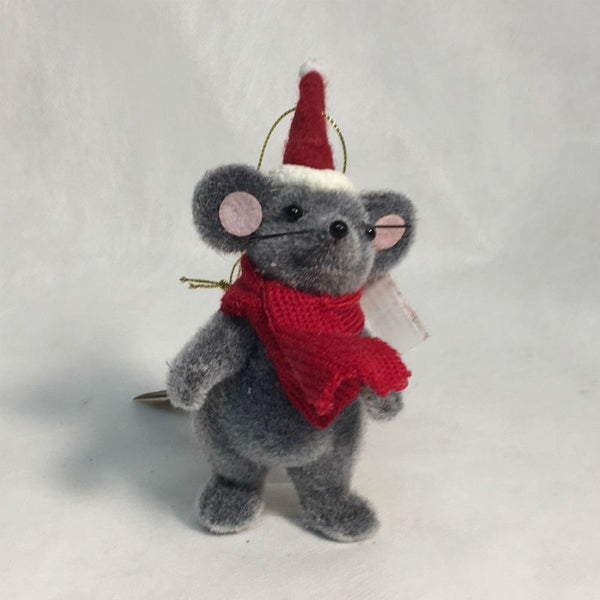 Holiday Mouse Ornament