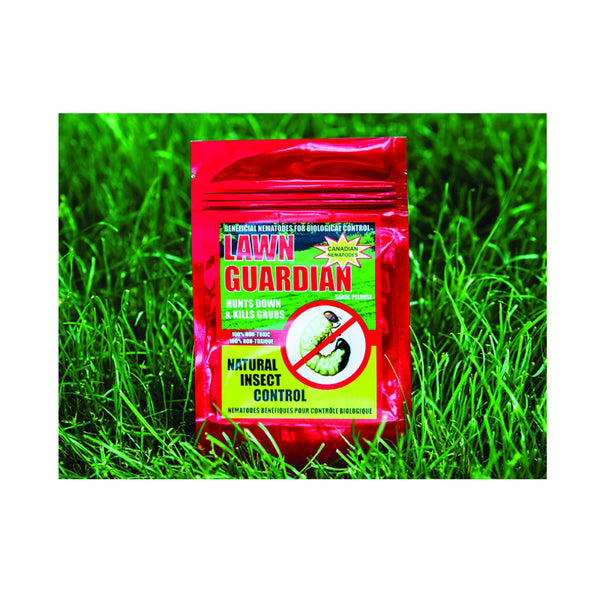 Natural Insect Control Lawn Guardian Nematodes - IN-STORE PICKUP ONLY