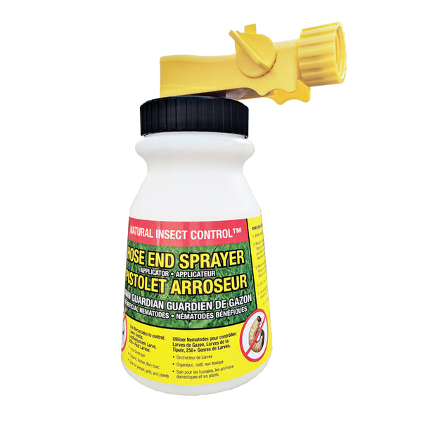Natural Insect Control hose end sprayer